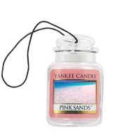 Odorizant Auto Car Jar Ultimate Pink Sands, Yankee Candle