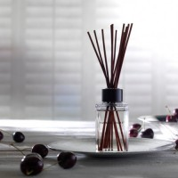 Betisoare Parfumate Decor Reed, Black Cherry, Yankee Candle