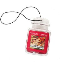 Odorizant Auto Car Jar Ultimate Sparkling Cinnamon, Yankee Candle