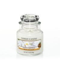 Lumanare Parfumata Borcan Mic White Gardenia, Yankee Candle