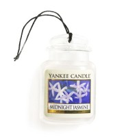 Odorizant Auto Car Jar Ultimate Midnight Jasmine, Yankee Candle