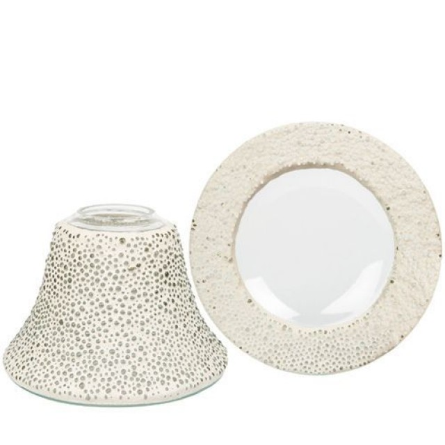 "Accesoriu Borcan Mare/Mediu ""Mosaic with bubbles"", Yankee Candle"