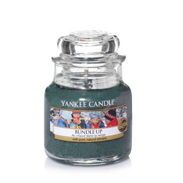 Lumanare Parfumata Borcan Mic Bundle Up, Yankee Candle