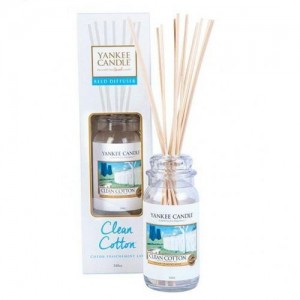 Betisoare Parfumate Classic, Clean Cotton, Yankee Candle