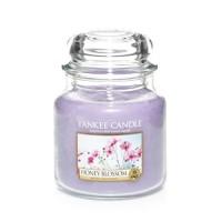 Lumanare Parfumata Borcan Mediu Honey Blossom, Yankee Candle