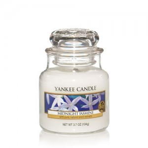 Lumanare Parfumata Borcan Mic Midnight Jasmine, Yankee Candle