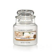 Lumanare Parfumata Borcan Mic Wedding Day, Yankee Candle