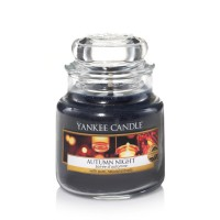 Lumanare Parfumata Borcan Mic Autumn Night, Yankee Candle