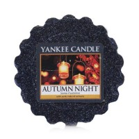 Tarta Parfumata Autumn Night, Yankee Candle