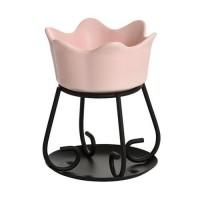 """Arzator Tarte Parfumate """"Petal Bowl Pink"""", Yankee Candle"""