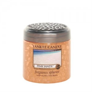Perle Parfumate Pink Sands, Yankee Candle