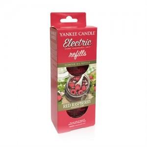 Set 2 rezerve electrice Red Raspberry, Yankee Candle
