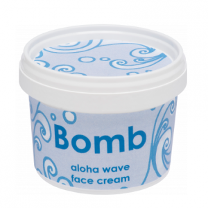 Crema de fata naturala, vegana, Aloha Wave, Bomb Cosmetics, 110ml