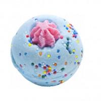 Sare de baie hidratanta Creamer Blueberry Sundae, Bomb Cosmetics 30g