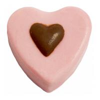 Ulei solid pentru masaj Chocolate Therapy Bomb Cosmetics, 65g