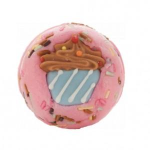 Sare de baie hidratanta Creamer Cute as Cupcake, Bomb Cosmetics 30g