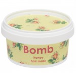 Masca pentru par Honey Milk, Bomb Cosmetics,  210ml