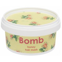 Masca pentru par Honey Milk 200ml, Bomb Cosmetics