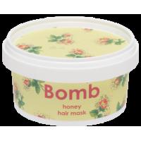 Masca pentru par Honey Milk, Bomb Cosmetics