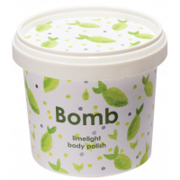 Exfoliant Vegan pentru corp Limelight, Bomb Cosmetics