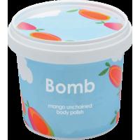 Exfoliant Vegan pentru corp Mango Unchained, Bomb Cosmetics
