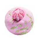 Sare de baie hidratanta Creamer Miss Pink Whistle, Bomb Cosmetics 30g