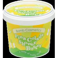 Unt pentru dus Pina Colada, Bomb Cosmetics