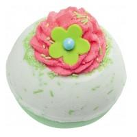 Sare de baie efervescenta Apple & Raspberry Swirl160g, Bomb Cosmetics