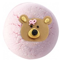 Sare de baie efervescenta Bear Necessities Swirl, Bomb Cosmetics 160g