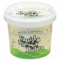 Unt pentru dus Chilla Vanilla Bomb Cosmetics, 320g