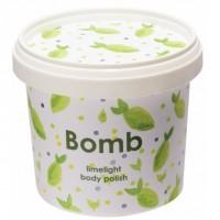 Exfoliant Vegan pentru corp Limelight Bomb Cosmetics, 375g