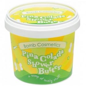 Unt pentru dus Pina Colada Bomb Cosmetics, 320g