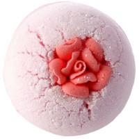 Sare de baie efervescenta Pink Lady, Bomb Cosmetics 160g
