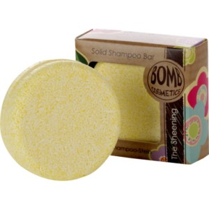 Sampon solid vegan The Sheening 50g, Bomb Cosmetics