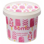 Exfoliant Vegan pentru corp Vanilla Frosting, Bomb Cosmetics, 365ml