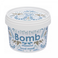 Masca de fata Vegana Rhassoul Mud Bomb Cosmetics, 110ml