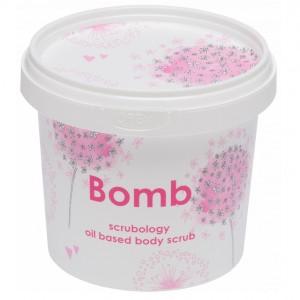 Exfoliant Vegan pentru corp Scrubology Bomb Cosmetics, 365ml