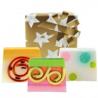 Set cadou Galaxy Soaps, Bomb Cosmetics