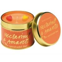 Lumanare Parfumata Nectarine & Amaretto, Bomb Cosmetics