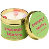 Lumanare Parfumata Summer Lawn, Bomb Cosmetics