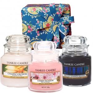 """Set cadou """"Blossom"""", Yankee Candle"""