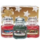 "Set Cadou ""Christmas Eve"", Yankee Candle"