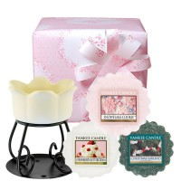 "Set Cadou ""Snow & Cookie"", Yankee Candle"