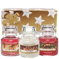"Set Cadou ""Cinnamon & Apple"", Yankee Candle"