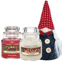 "Set Cadou ""Happy Holidays"", Yankee Candle"