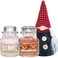 "Set Cadou ""Magical Snowflakes"", Yankee Candle"
