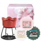 "Set aromoterapie ""Snow in Love"", Yankee Candle"
