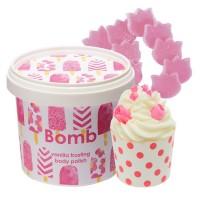 """Set cadou """"Sweet Vanilla Icecream"""", Bomb Cosmetics"""