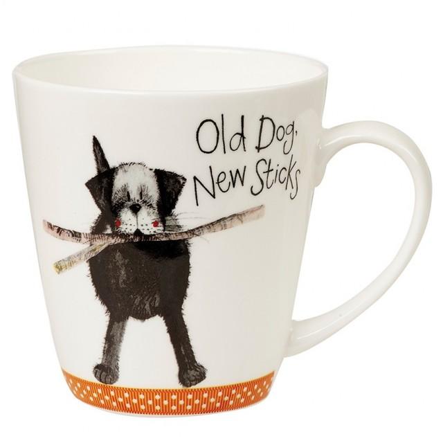 "Cana Alex Clark Sparkle ""Old Dog New Sticks"" 360ml, Churchill"