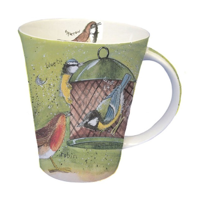 "Cana Alex Clark ""Bird World Cage"" 370ml, Churchill"